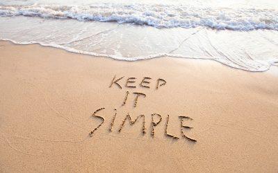 Il valore della semplicità